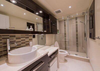 portes et armoires salle de bain